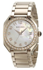 LADIES WATCH Romanson RM1208QL1RM16R