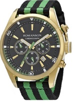Romanson Men's Watch TL4246HM1GA31Green
