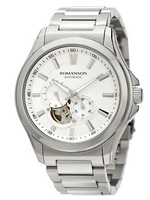ROMANSON Men automatic watch TM4237RM1WAS2W